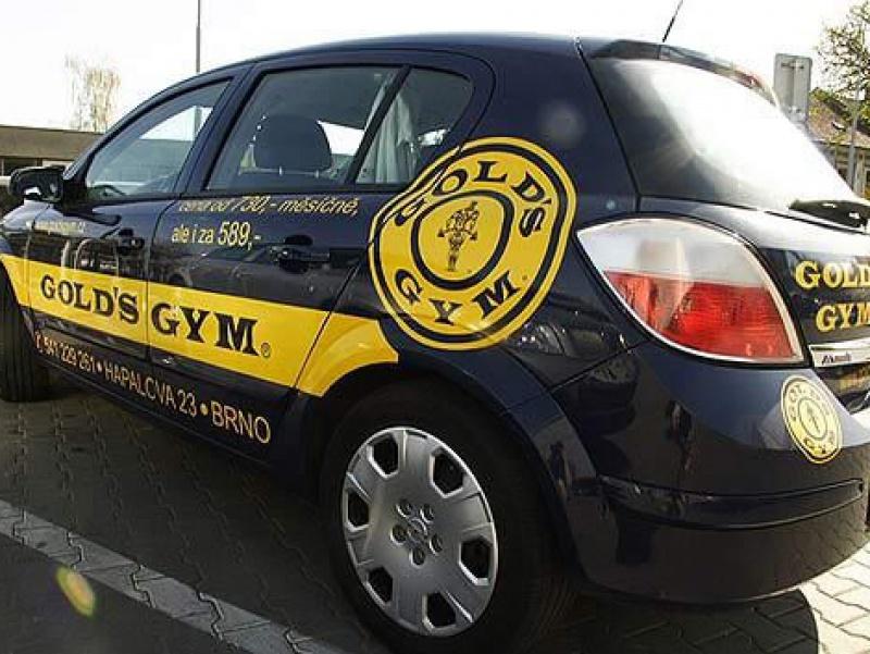 Gold's Gym auto I