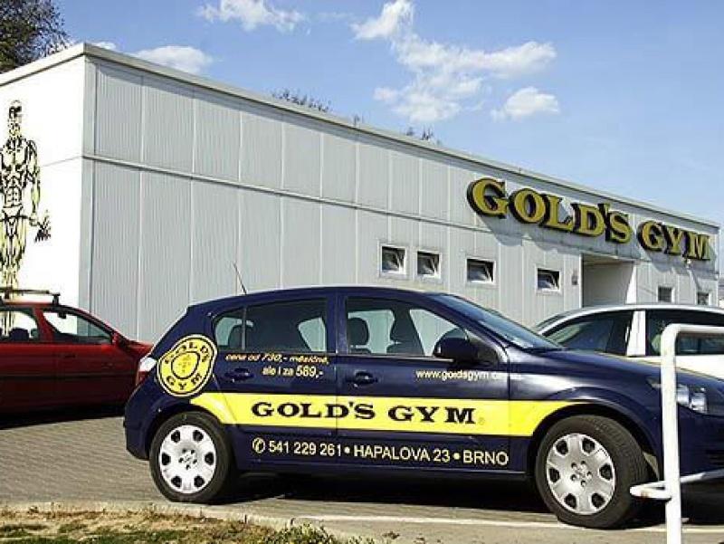 Gold's Gym auto II